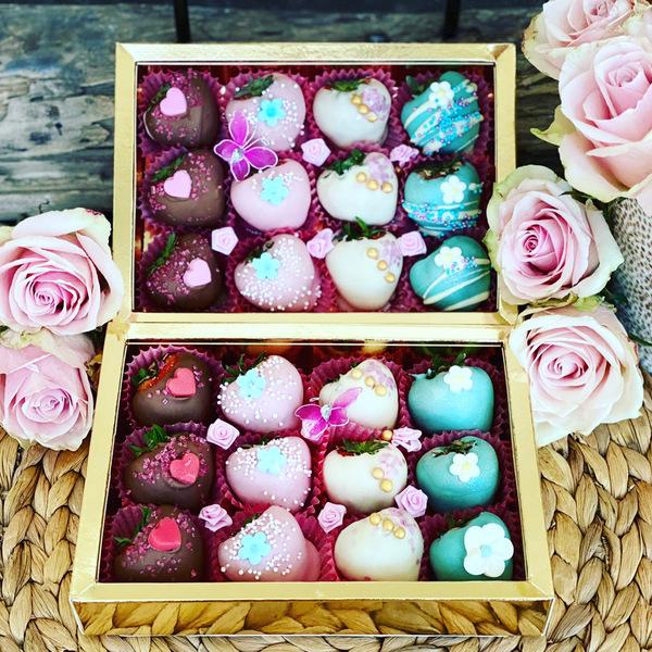 Rosa & Berries - Confiseries et friandises