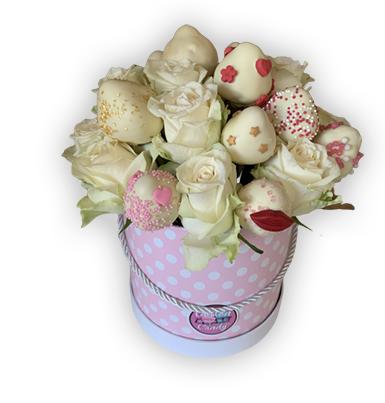 Rosa & Berries - snoepgoed